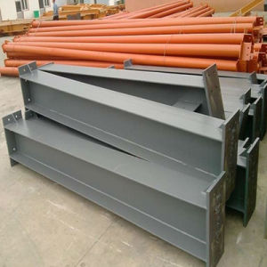 High Quality Welded H Beam for Steel Structure pictures & photos