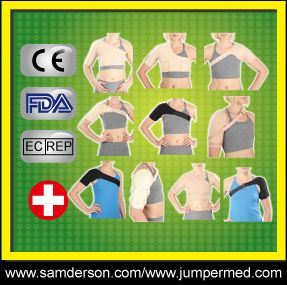 Shoulder Immobilizer and Rib Belt Series (JM-SH0101~0501)