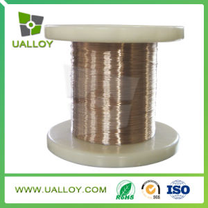Manganese Copper Resistance Alloy Wire 6j12 pictures & photos