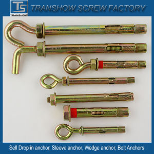 All Carbon Steel Stainless Steel Metal Anchor pictures & photos