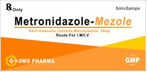Metronidazole Injection 5mg/Ml pictures & photos