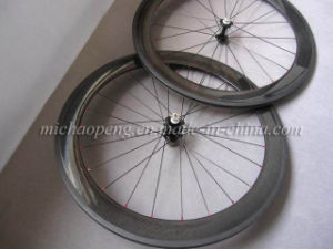 Durable Full Carbon Fiber Wheels Bicycle 60mm