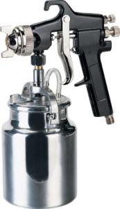 Siphon Feed High Pressure Spray Gun (PQ-2U) pictures & photos