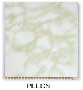 Modern Artistic Designs PVC Resin Bathroom Tile Panel (25cm - PILLION) pictures & photos