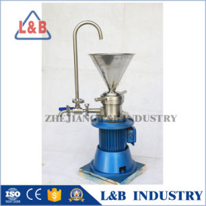 Sanitary Stainless Steel Soya-Bean Milk Colloid Mill pictures & photos