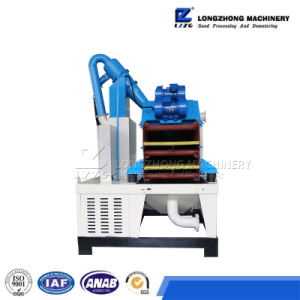 Hot Sell New Type Desanding Plant for Mud Cleaner pictures & photos