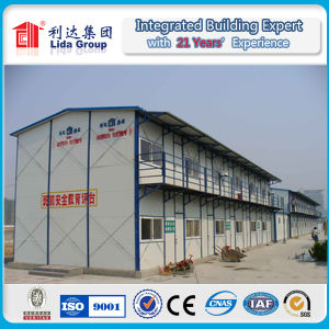 Light Steel Frame Prefab House Labor Camp pictures & photos