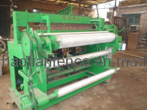 Automatic Welded Wire Mesh Machine pictures & photos