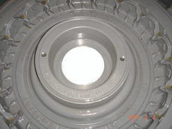 Solid Tyre Mold (15X4 1/2-8) Factory pictures & photos