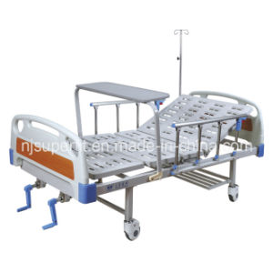 Double Swing Hospital Bed (XKB2G)