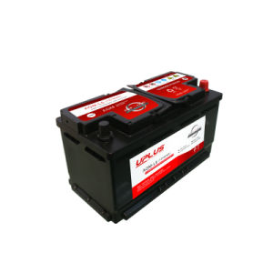 Maintenance Free 12V 92ah Start-Stop Auto Battery with High CCA pictures & photos