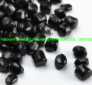 Good Quality Black Masterbatch Pellets Granules for ABS PC pictures & photos