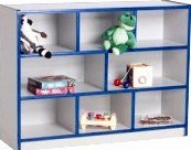 Popular School Children Book Display Shelf pictures & photos