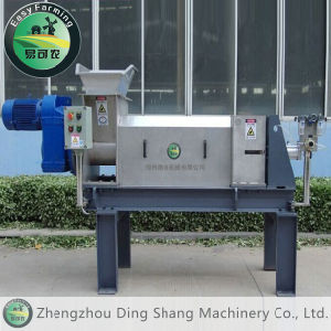 Screw Extrusion Type Drying Equipment Etazfl-400