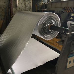 Double Aluminum Foil EPE Foam for Insulation Material pictures & photos