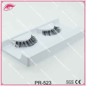 Beautiful Style Human Hair Eyelashes Wholesale pictures & photos