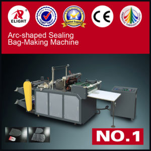Double-Arc Shaped Bag Making Machine pictures & photos