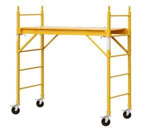 Movable Multifuntional Scaffolding Platform/Aluminum Scaffolding Platforms pictures & photos