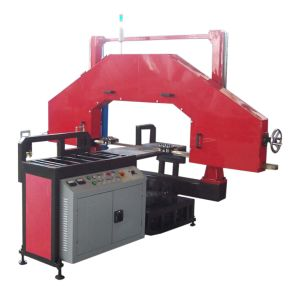 (SJC315) Plastic Pipe Multi-Angle Band Saw pictures & photos