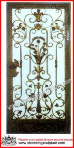 Wrought Iron Doors/ Steel Entrance Door pictures & photos