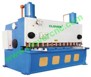 CNC Hydraulic Guillotine Metal Sheet Shearing Machine (CL11Y-25X3200)
