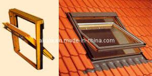 Aluminum Wood Compos Window (KL-OO2)