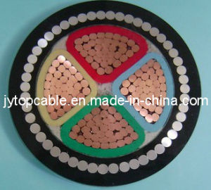 Underground Electrical Power Cable with Steel Wire Armour pictures & photos