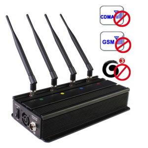 CDMA GSM Dcs 3G Mobile Phone Signal Blocker pictures & photos
