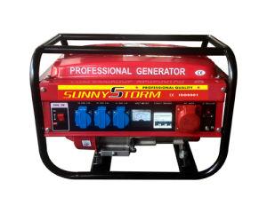 2kw/2.5kw Three Phase Gasoline Generators Set pictures & photos