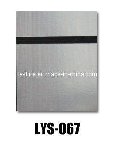 ABS Engvaring Double Color Sheet (LYS-067)