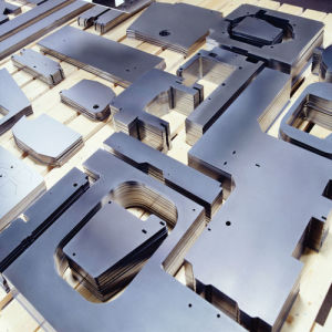 (Trumpf) Laser Cutting Service Customized Metalwork pictures & photos