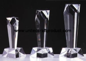 Acrylic Transparent Trophy Hot Sale