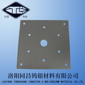 Polished Tungsten Plate and Tungsten Sheet pictures & photos