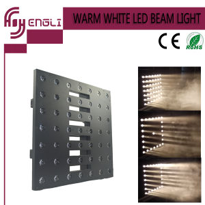 7*7PCS 3W Lamp LED Wram White Beam Light pictures & photos