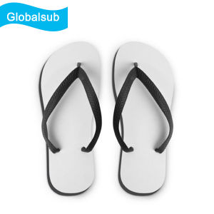 Promotional Sublimation Printing Photo Flip Flop Hotel Slipper pictures & photos