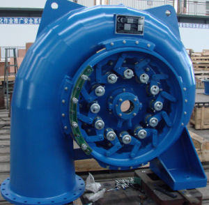 Francis Turbine / Hydro Francis Turbine / Water Turbine pictures & photos