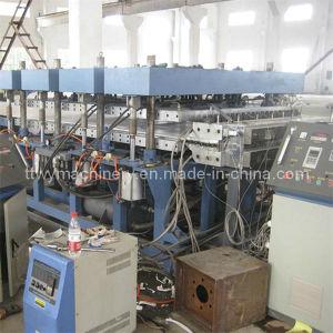 PVC Sheet Extrusion Production Line Plastic Sheet Extruder pictures & photos