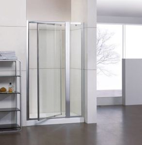 Pivot Door Shower Room/Shower Enclosure/Shower Door (WA-IP090)
