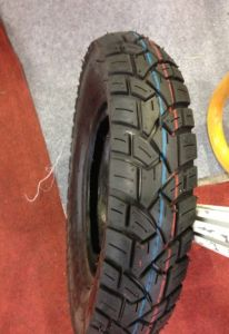 New Pattern Motorcycle Tire (400-8_ pictures & photos