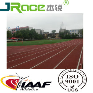 Full Poured Athletic Running Track pictures & photos