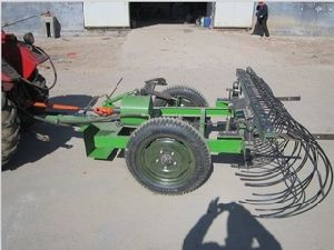 Sickle Bar Mowers for China Tractor with Rake pictures & photos