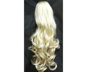 Hot Selling Ponytail Synthetic Hair Curly Ponytail (AP-041) pictures & photos