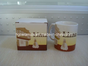 Advertise Promotional Ceramic Mug, 11oz Standard Ceramic Mug pictures & photos
