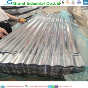 Galvanized Corrugated Metal Roofing Steel Sheet for House Roofing, Farms, Stables, Barns, Sheds, Troughs pictures & photos
