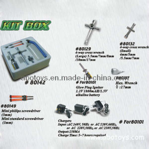 Kit Box for Nitro Car (AT-80142)