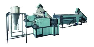 Plastic Cutting Washing Line and Recycling Machine pictures & photos