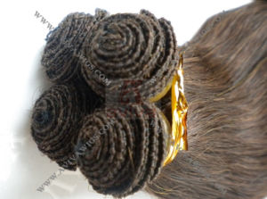 Hand Tied Hair Weft (AV-HE062) pictures & photos