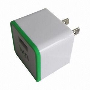 AC DC Power Adapter USB Charger for iPhone iPad