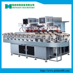 Egg Packing Box Pad Printer Machine pictures & photos