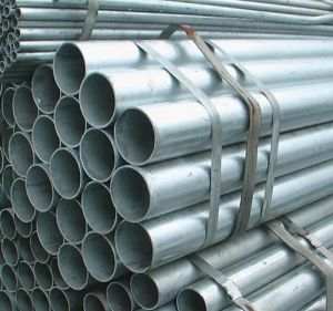 Round Steel Pipe From China pictures & photos